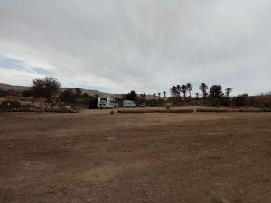 חניון קרוואנים - כפר הנוקדים